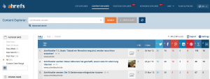 Schreibblockade überwinden: Tool gegen Schreibblockade
