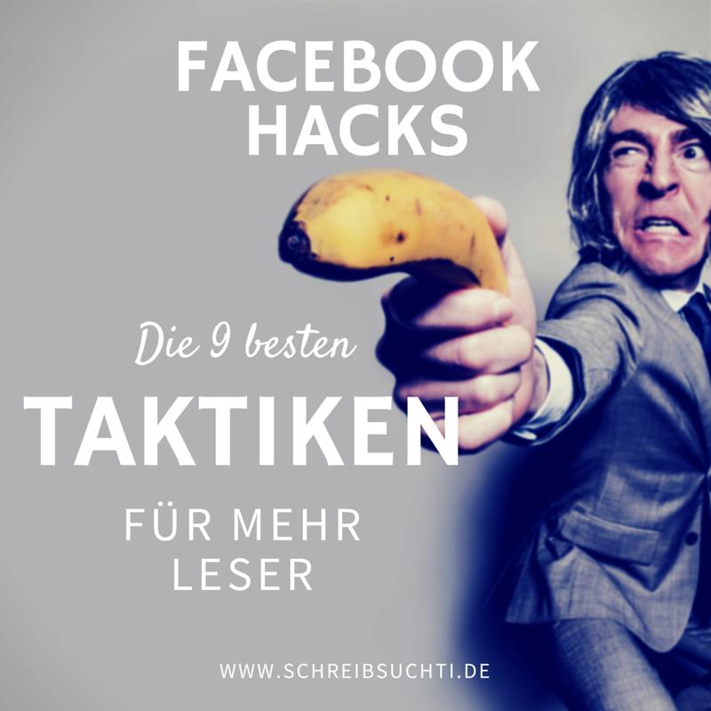 Facebook Tipps und Hacks für Blogger für mehr Leser