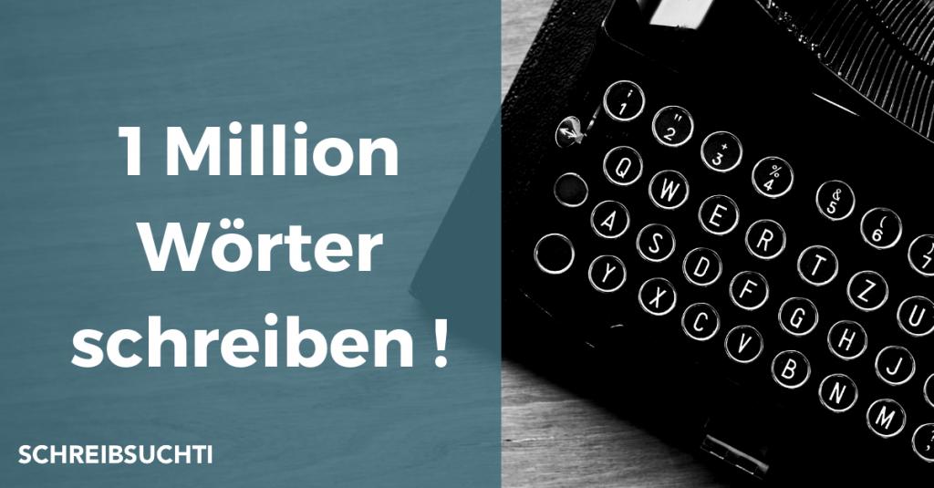 1 Million Wörter Schreiben mit der Technik von George R. R. Martin