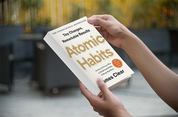 Business Bücher für mehr Erfolg - Atomic Habits