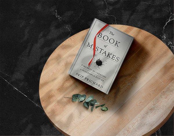Das Book of Mistakes ist eins der besten Business Bücher aller Zeiten