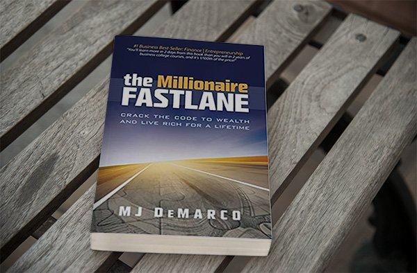 Business Bücher die du lesen solltest - Millionaire Fastlane