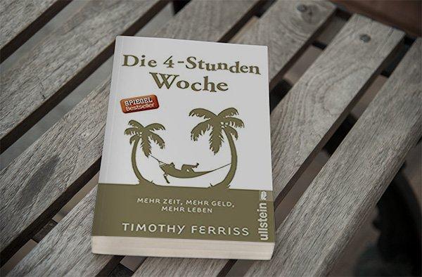 Die 4 Stunden Woche - Eins der besten Business Bücher