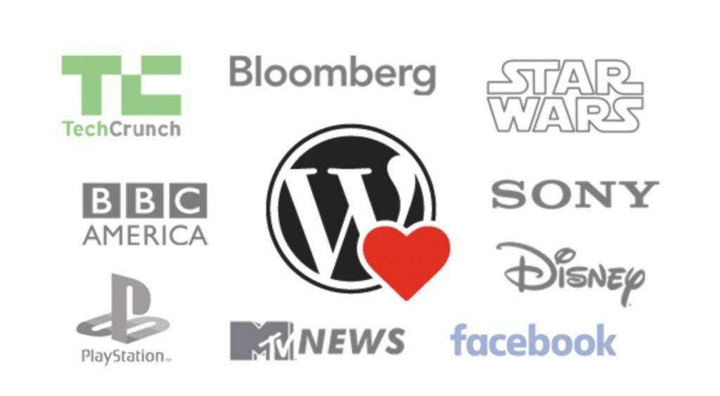 Berühmte Webseiten, die mit WordPress erstellt wurden