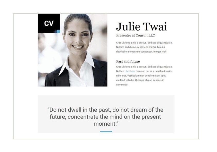Mein Design, um diesen Blog zu erstellen
