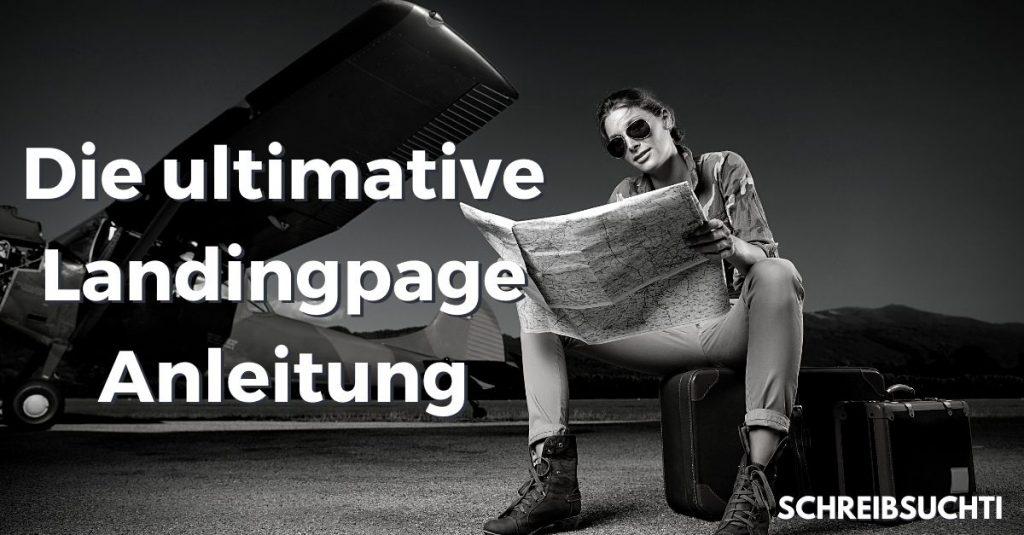 Landingpage erstellen - Die ultimative Anleitung