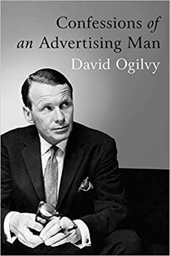 Werbetexter Ogilvy spricht über sein Leben in der Werbung