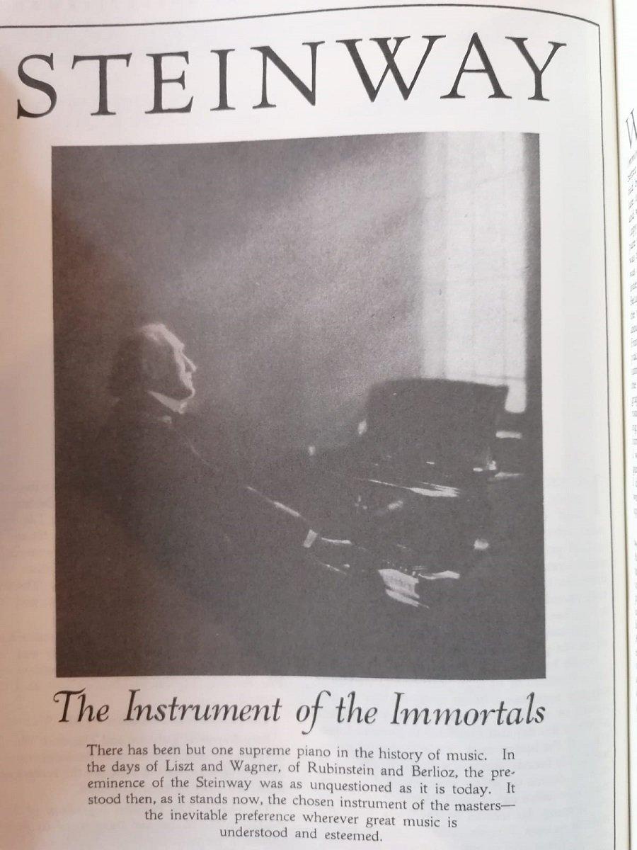 Instruments of the Immortals