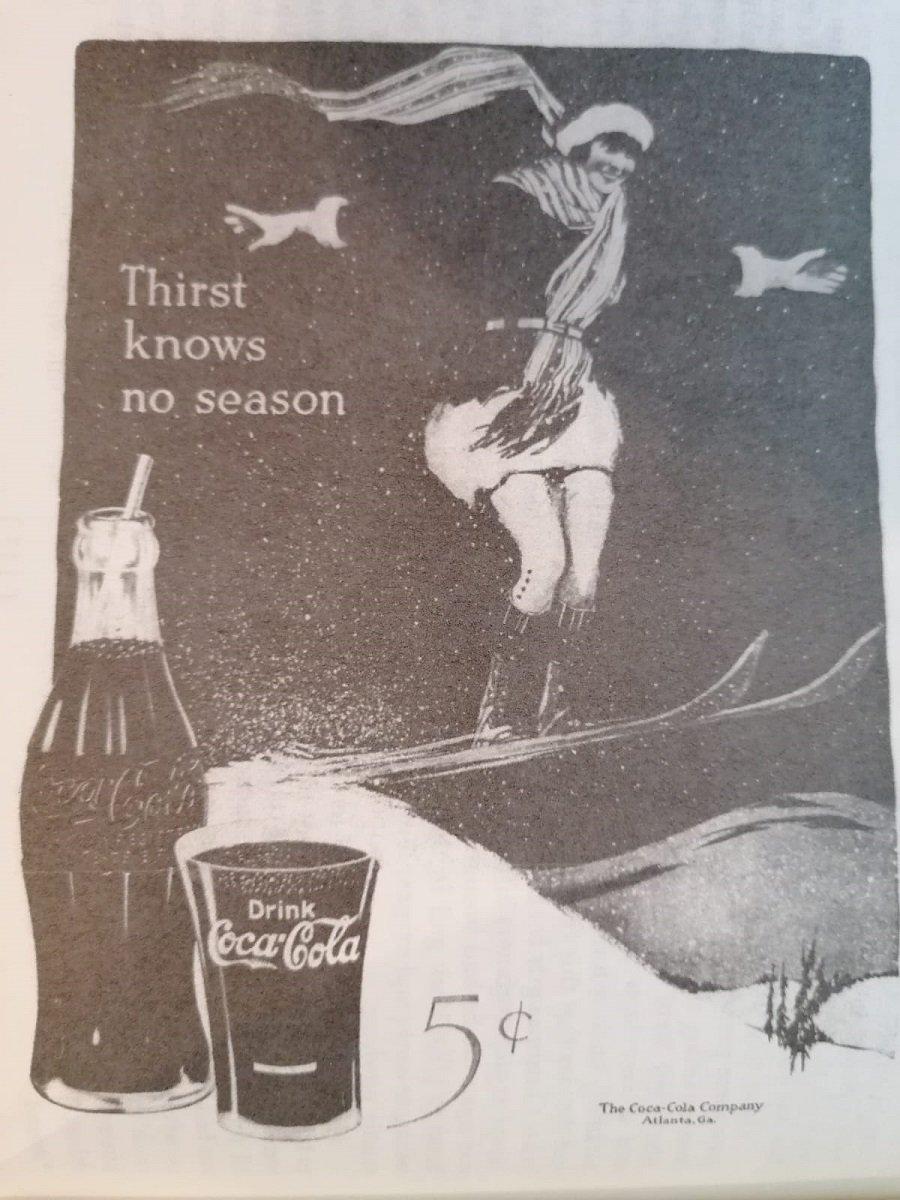 thirst knows no season