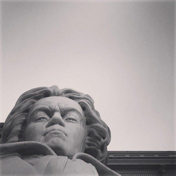 Beethoven hätte ein paar Marketing Bücher gebrauchen können